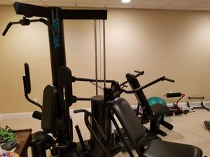 Vectra online 1800 Multi weight set for Sale in HAINESPRT Township, NJ