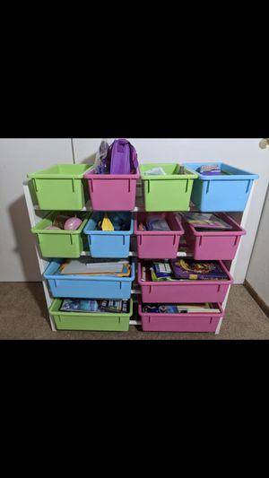 Kids toy storage organizer for Sale in Bloomington, MN