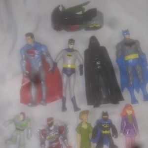6 Inch Action Figures Plus OTHER s for Sale in Chicago, IL