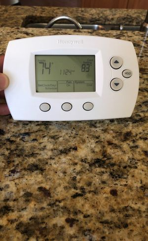 Honeywell Thermostat for Sale in Jacksonville, FL