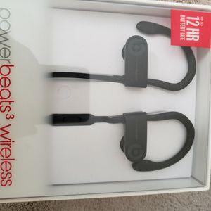 Powerbeats 3 Bluetooth Headphones for Sale in Herndon, VA