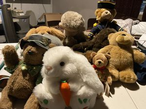 Vintage teddy bears and plushies for Sale in Los Angeles, CA