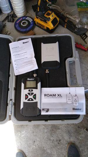Hunter Sprinkler remote control $400 or best offer for Sale in Avondale, AZ