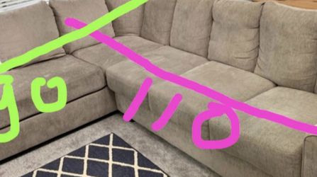Ashley Furniture Gray Sectional Couch for Sale in Bellevue,  WA