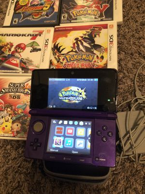Nintendo 3DS and games for Sale in Orem, UT