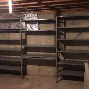 Heavy duty Adjustable Shelves for Sale in Lake Oswego, OR
