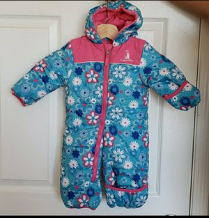 Baby Girl Snowsuit size 0-3 Months - Like NEW for Sale in Thornton, CO