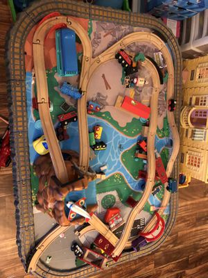 Kids train table for Sale in Tolleson, AZ