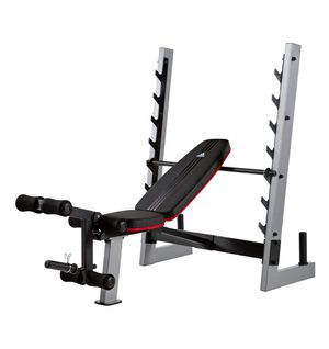 Adidas Olympic weight bench for Sale in Clackamas, OR
