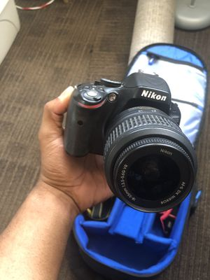Nikon D5100 for Sale in Whittier, CA