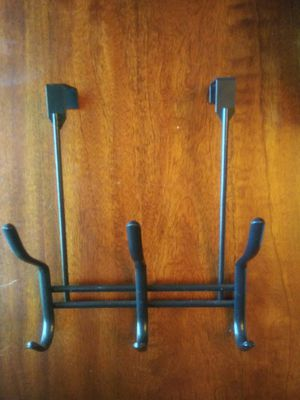 Over the door metal hooks for Sale in Fort Campbell, TN