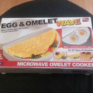 Eggs Omelet Microwave for Sale in Litchfield Park, AZ
