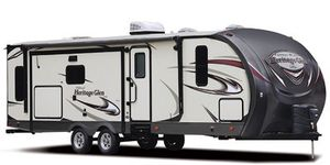 2017 Heritage Glen Wildwood 326RL for Sale in Alpine, AL