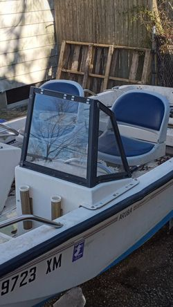 14' McKee Aruba Boat And Trailer for Sale in Beachwood,  NJ