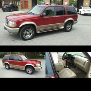 1998 Ford Explorer XLT for Sale in Kensington, MD