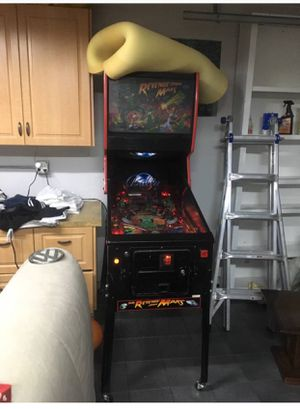 Revenge from Mars Pinball for Sale in Costa Mesa, CA