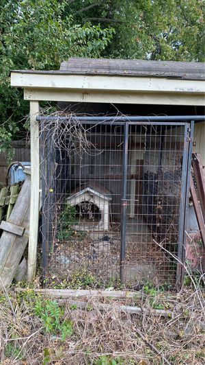 No climb dog kennel for Sale in Evansville, IN