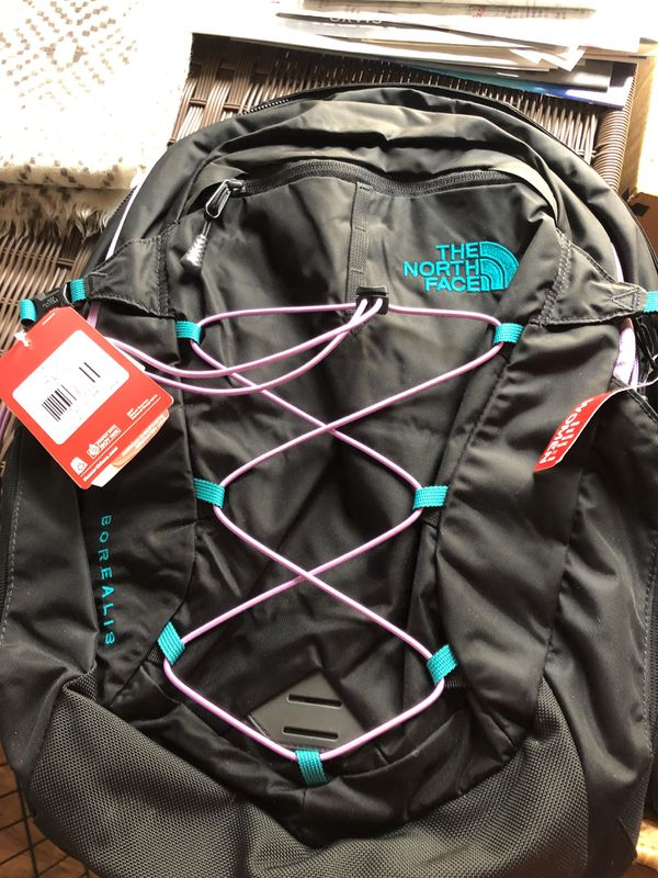 North Face women's laptops backpack