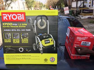 Pressure washer and tools for Sale in Baltimore, MD