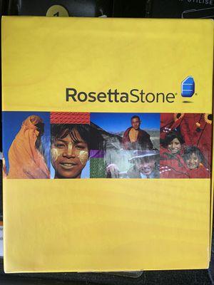 Rosetta Stone for Sale in Long Beach, CA