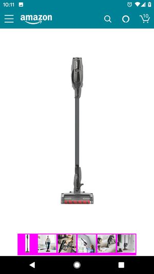 Lightweight Stick Vacuum like Dyson SHARK ION Cordless worth $300+ for Sale in Durham, NC