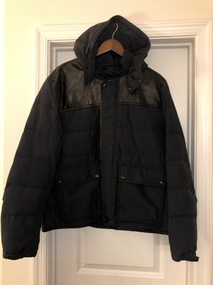 Coach leather jacket for Sale in Ashburn, VA