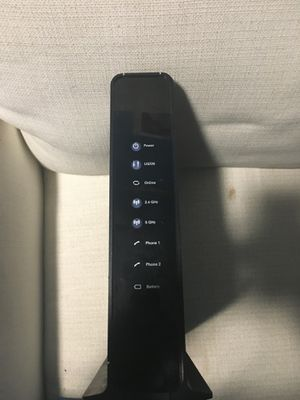 Technicolor Tc8717t Wireless Telephone Cable Modem For Spectrum Free for Sale in Laredo, TX