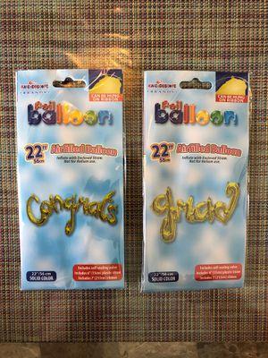 "Grad balloon , graduate balloons 22"" for Sale in San Jose, CA"