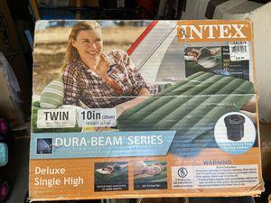 Twin size air mattress for Sale in Rancho Cordova, CA