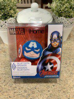New iHome Captain America Bluetooth speaker for Sale in Henderson, NV