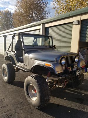 1970 jeep cj5 for Sale in Fort Collins, CO