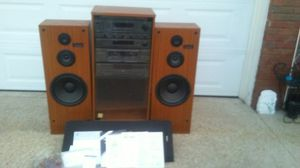 Older Sony stereo system for Sale in Millbrook, AL