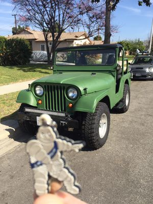 1943 Jeep Willy's for Sale in Whittier, CA