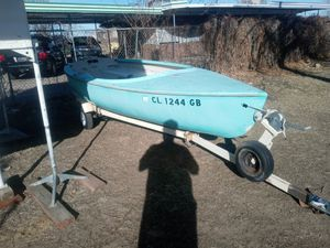 Sail boat great project 100$ for Sale in Denver, CO