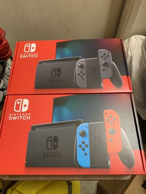 Brand New Nintendo Switch for Sale in Newark, CA