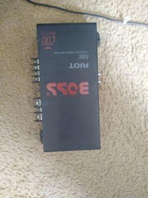 Boss amplifier 2 channel for Sale in Philadelphia, PA