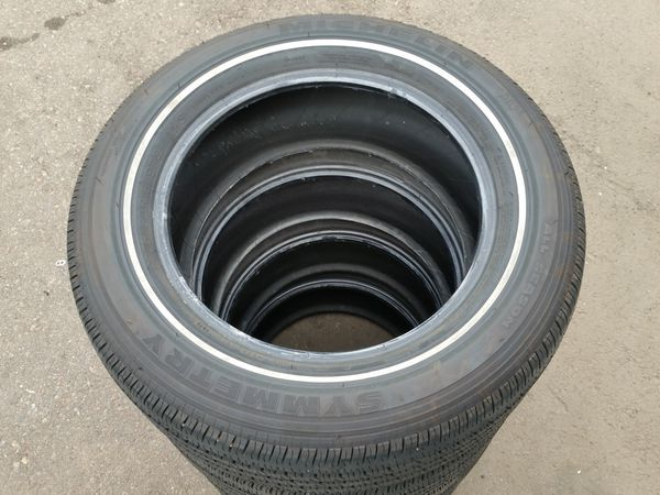 Michelin Whitewall Tires >> P225 60r16 Michelin Symmetry Radial Xse White Wall Tires For Sale In