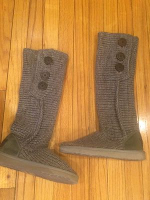 UGG Cardy Boots Women's 8 for Sale in Washington, DC