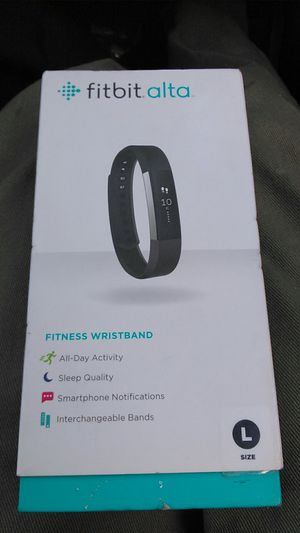 FitBit Alta(buy both my smartwatches for a combo deal) for Sale in Riverside, CA