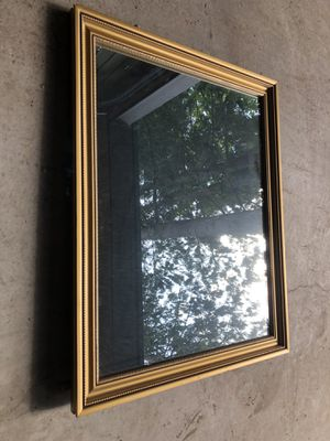Antique gold finish mirror for Sale in Seattle, WA
