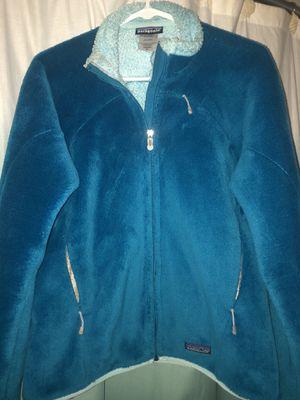 Like New Women's Medium Teal Patagonia Jacket for Sale in Coronado, CA