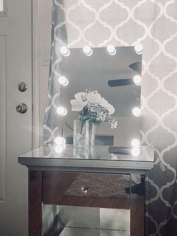 Makeup Vanity Mirror (only mirror)