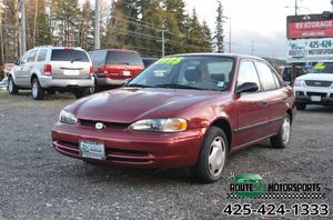 2000 Chevrolet Prizm for Sale in Bothell, WA