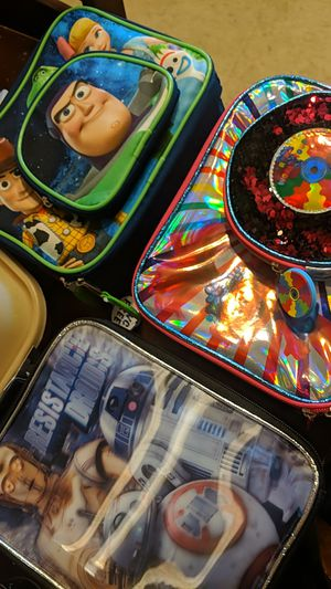 Brand new lunch boxes for Sale in Tucson, AZ