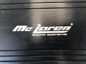 Mc Laren Amp (600 watts) for Sale in Lakeland, FL
