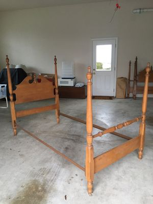 Twin Bed Frame for Sale in Edmonds, WA