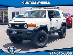 2014 Toyota FJ Cruiser for Sale in Fullerton, CA