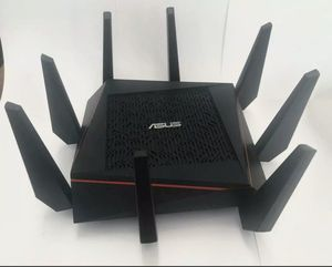 Asus router ac5300 for Sale in Garden Grove, CA