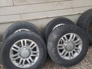 2009 Ford king ranch rims for Sale in San Antonio, TX