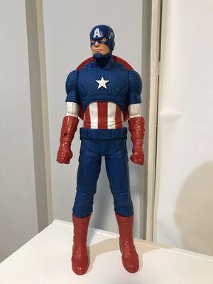 18 inch captain America for Sale in Braintree, MA